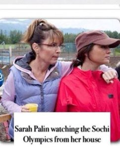 SarahPalinSOchi