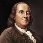 """A Democracy...if you can keep it."" -- Benjamin Franklin"