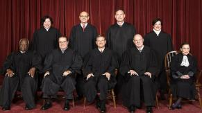 The Supreme Court Justices of the United States of America, 2014