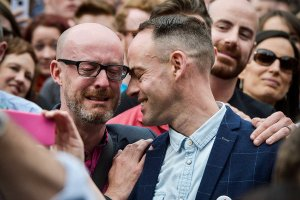 Ireland becomes the first Country to Approve Same-Sex Marriage by a Popular Vote 23 May 2015