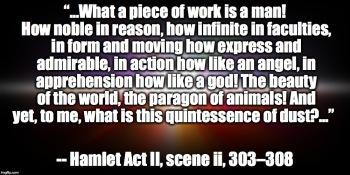 Hamlet Act II, scene ii