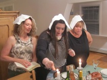 Blessing of the Candles