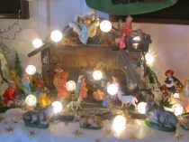 Nativity in the Living Room