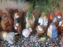 Nativity in the Kitchen