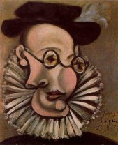 Portrait of Jaime Sabartes by Pablo Picasso, 1939